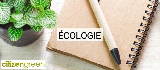 Objets publicitaire Ecologie